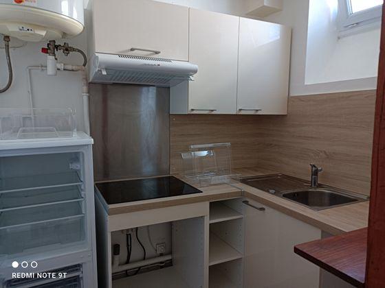 Location appartement 2 pièces 33,44 m2