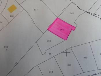 Terrain 613 m2