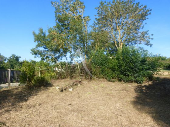 Vente terrain 902 m2