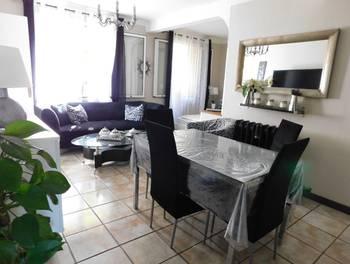 Appartement 4 pièces 57 m2