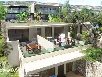 Appartement 3 pièces 88,48 m2