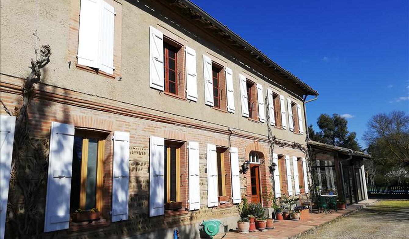 Maison Saint-Paul-sur-Save