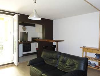 Appartement meublé 2 pièces 46,33 m2