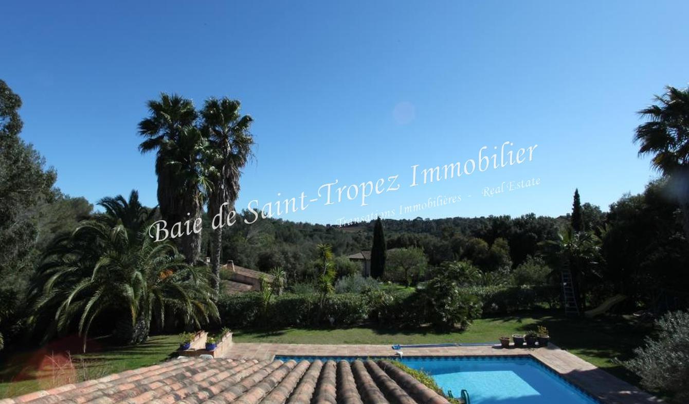 Villa with pool and terrace La Croix-Valmer