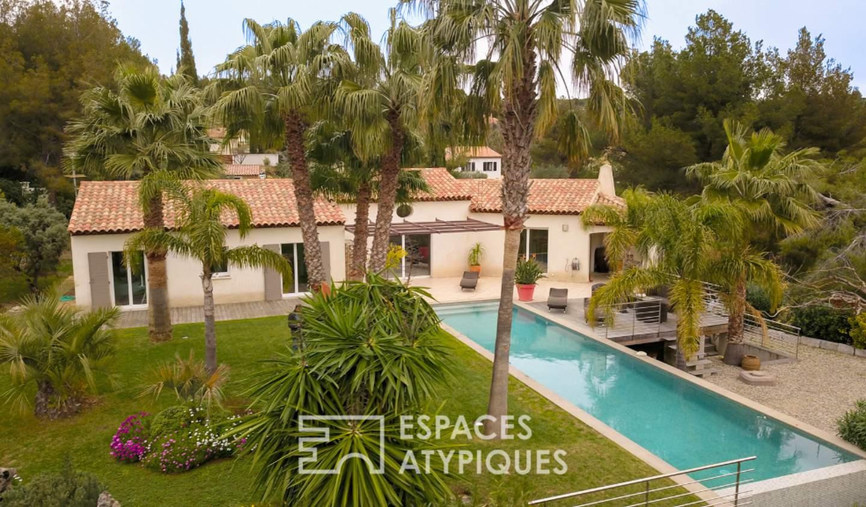 House with terrace La Cadière-d'Azur