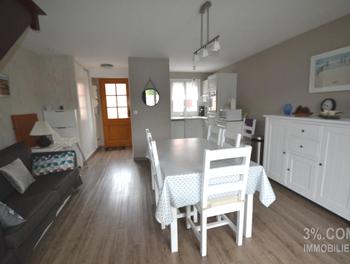 Appartement 4 pièces 47 m2