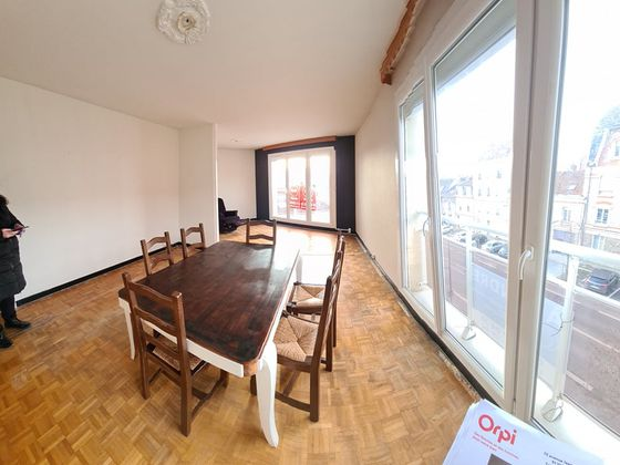 Vente appartement 4 pièces 77,87 m2 à Reims