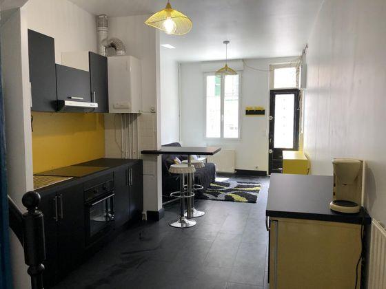 Location maison meublée 3 pièces 50 m2