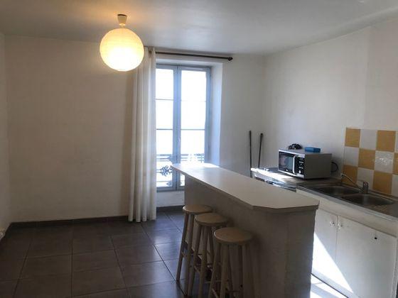 Location appartement meublé 2 pièces 29 m2