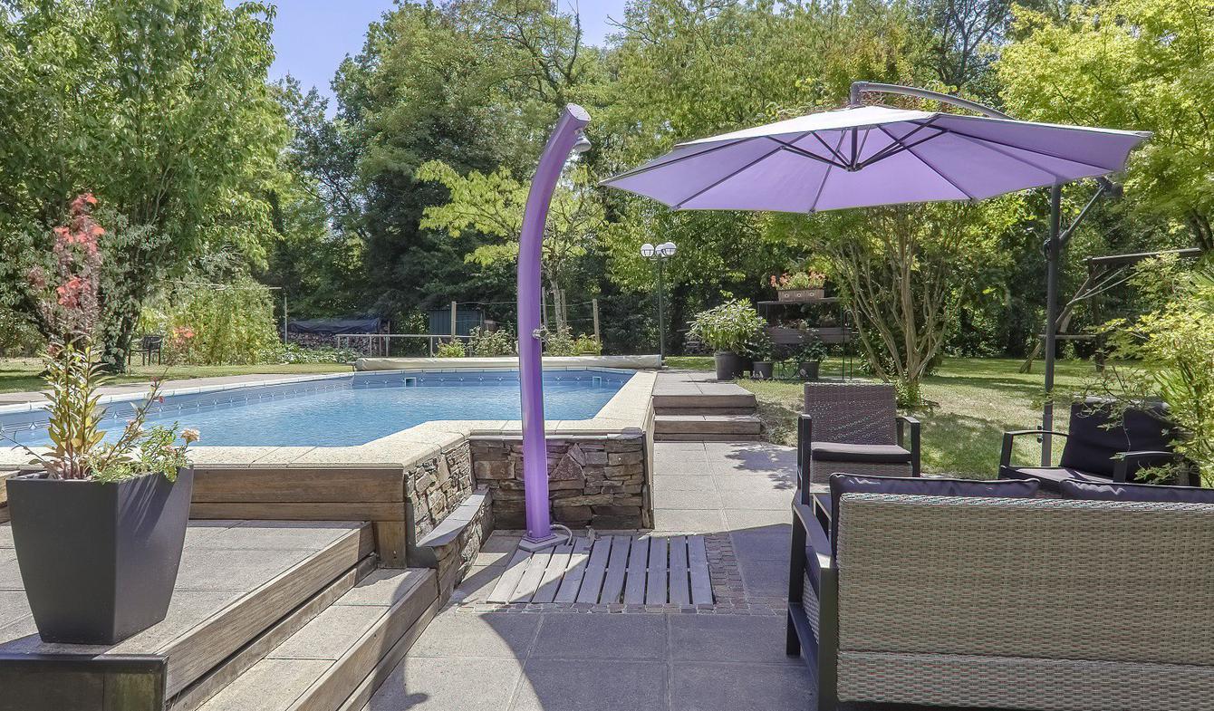 Maison avec piscine Margencel