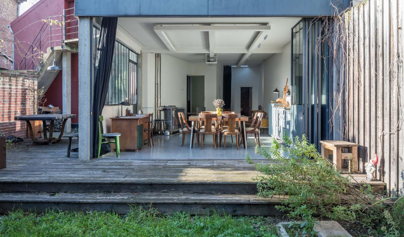 Maison avec terrasse Saint-Denis