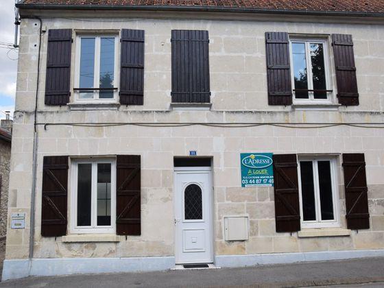 Location maison 3 pièces 55,31 m2
