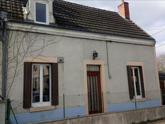vente Maison 3 pièces 78 m2 Vierzon