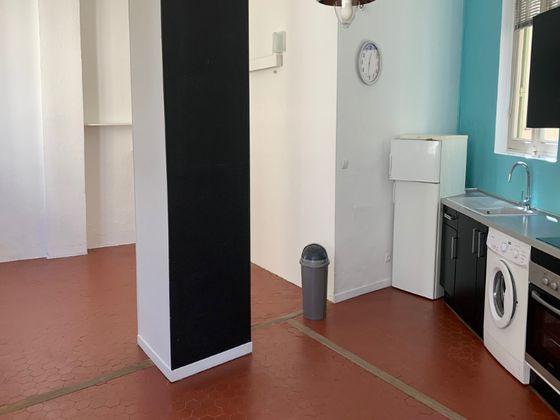 Location appartement meublé 2 pièces 39,48 m2