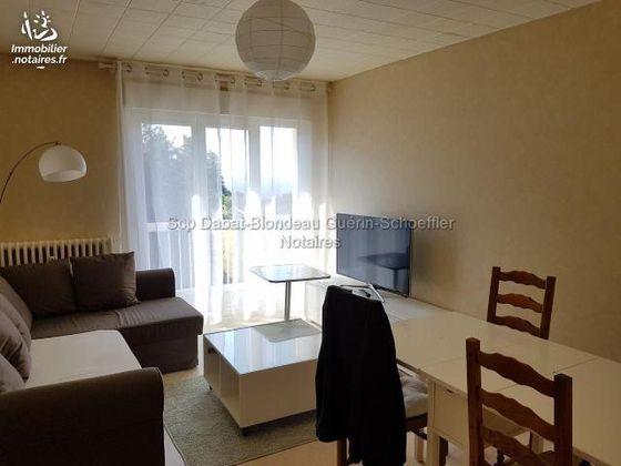 Vente appartement 2 pièces 50,17 m2