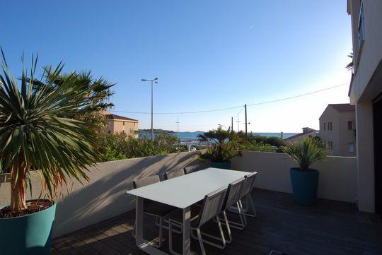 Appartement avec terrasse