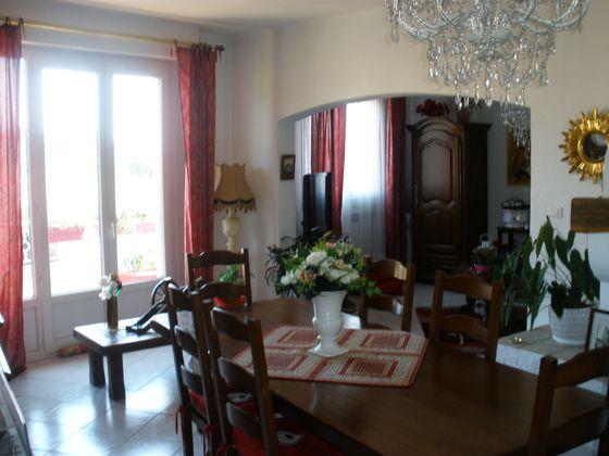 Vente appartement 5 pièces 123 m2