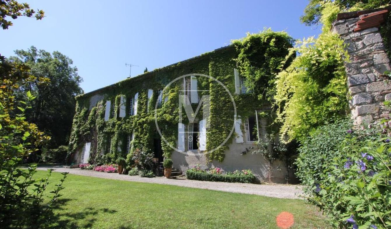 Maison avec piscine et terrasse Puylaurens