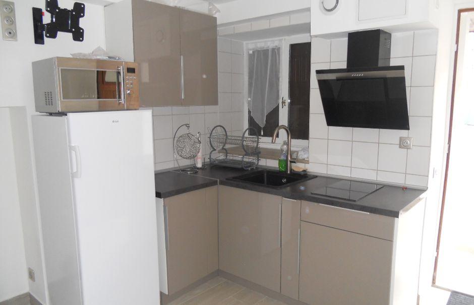 Location  studio 1 pièce 21.94 m² à Chennevieres-sur-marne (94430), 648 €