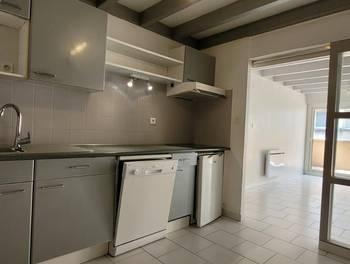 Appartement 2 pièces 78 m2
