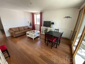 Appartement meublé 3 pièces 68,35 m2