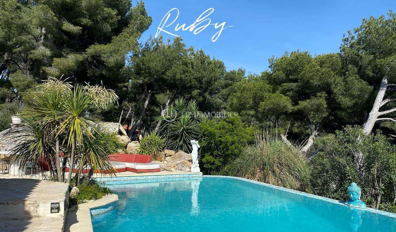 Maison avec piscine et terrasse Ensuès-la-Redonne