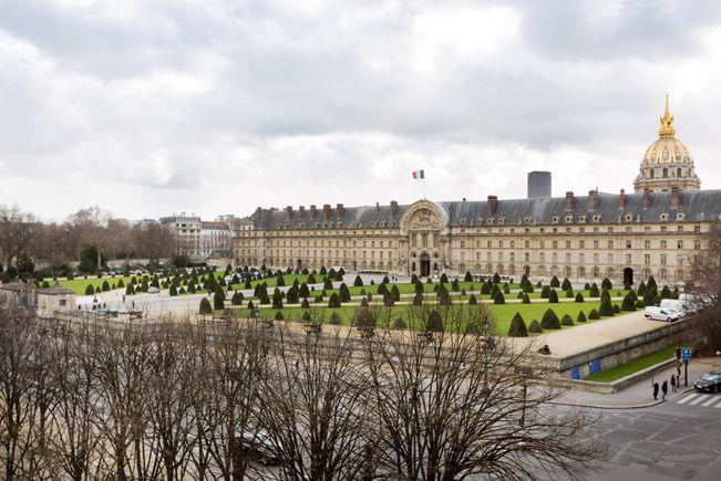Appartement, Paris 7e