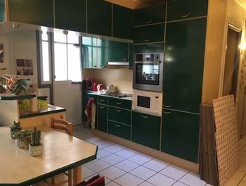 Appartement meublé 3 pièces 63,15 m2