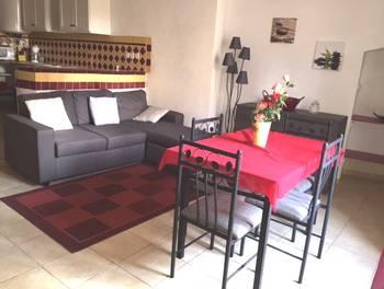 Appartement meublé 3 pièces 45,85 m2
