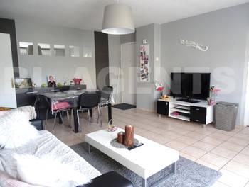 Appartement 3 pièces 52,54 m2