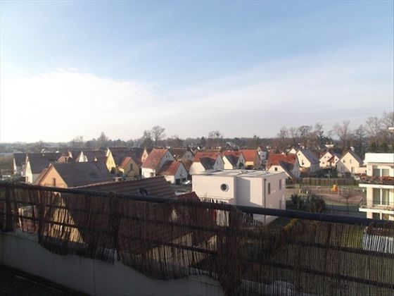 location Appartement 4 pièces 76 m2 Strasbourg