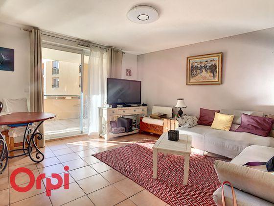 Vente appartement 3 pièces 62,87 m2
