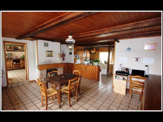 Vente maison 3 pièces 62 m2
