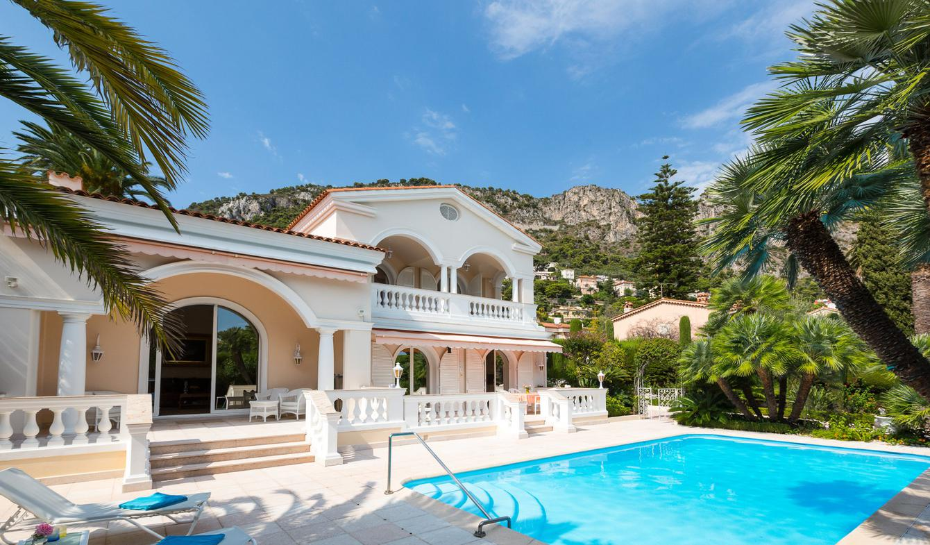 House with pool Beaulieu-sur-Mer