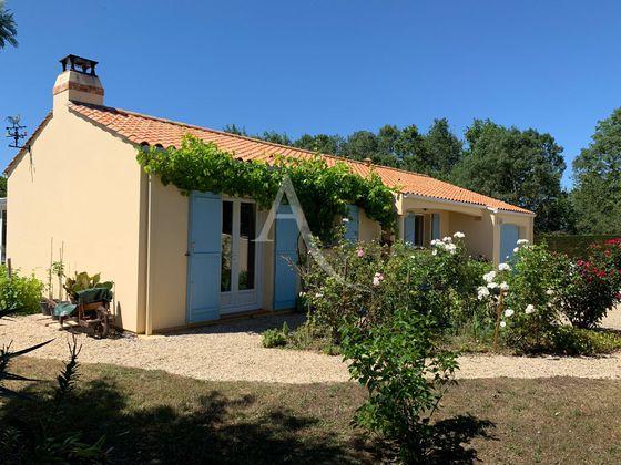 Vente maison 4 pièces 100,95 m2