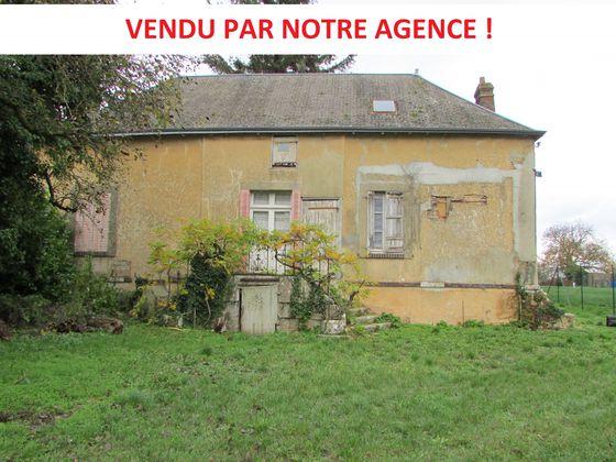 Vente maison 3 pièces 79,79 m2