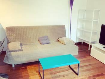 Studio meublé 31,35 m2
