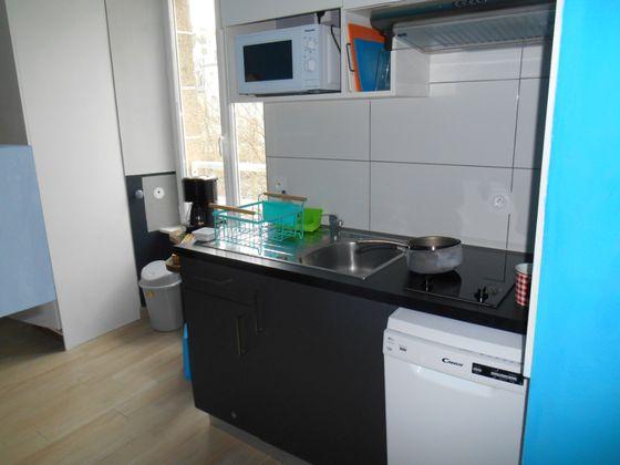 Location appartement meublé 2 pièces 41,19 m2