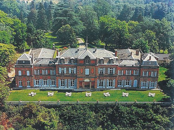 Vente château 30 pièces 2400 m2