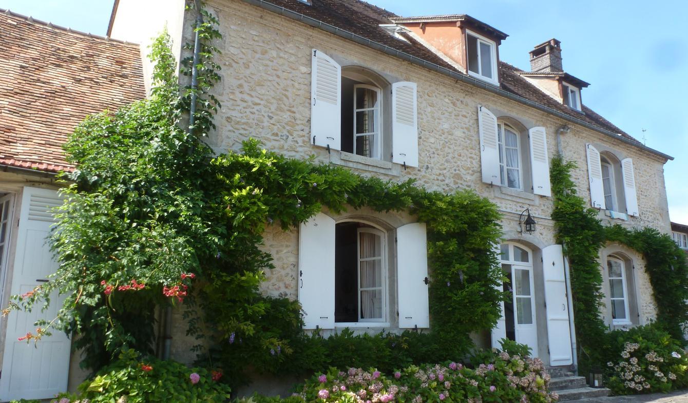 Propriété avec jardin Giverny