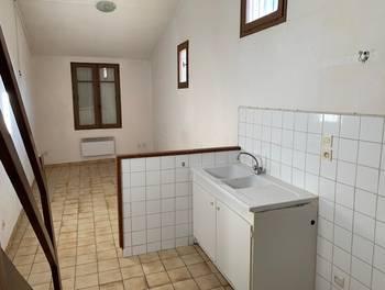 Appartement 2 pièces 54,73 m2