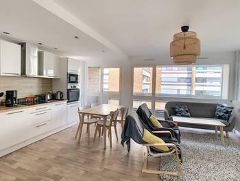 Appartement 4 pièces 84,45 m2