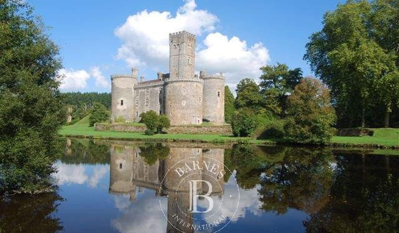Castle Limoges