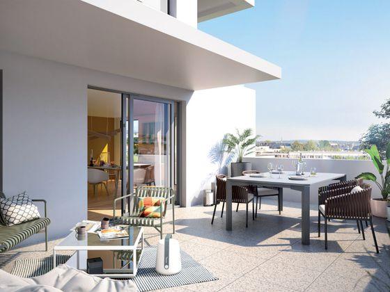 Vente appartement 3 pièces 70,13 m2