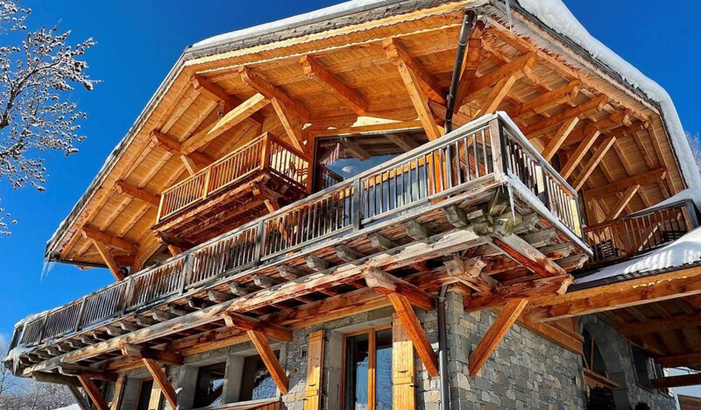 Maison avec terrasse Les Gets