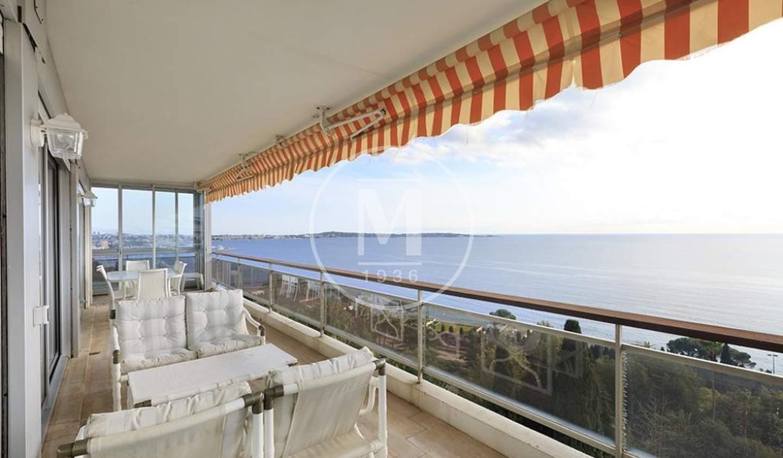 Appartement avec terrasse et piscine Le golfe juan