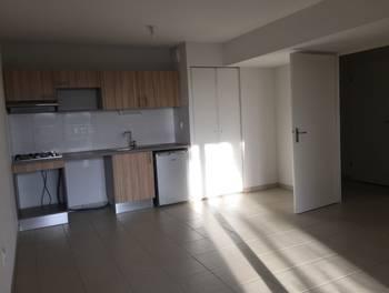 Appartement 2 pièces 44,4 m2