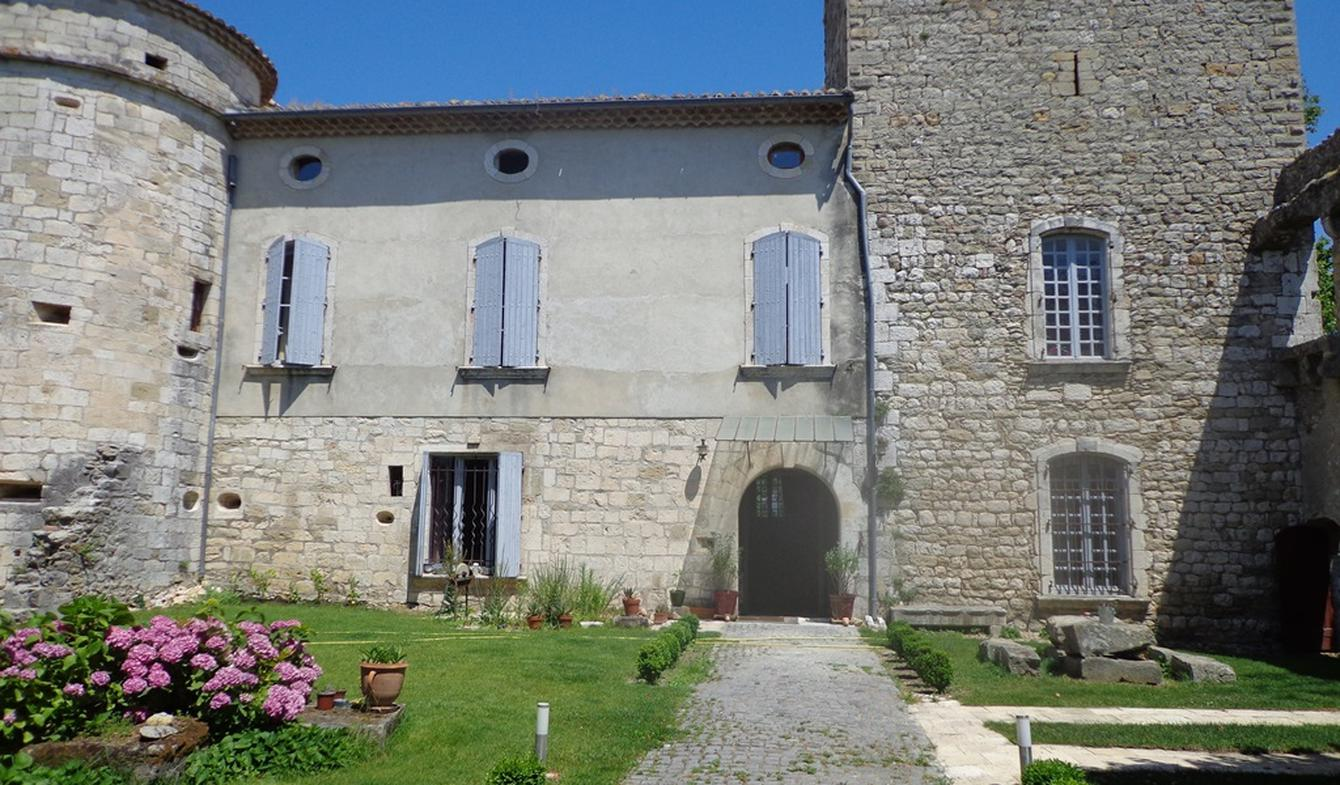 Château Goudargues