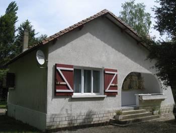 Maison 3 pièces 60,46 m2