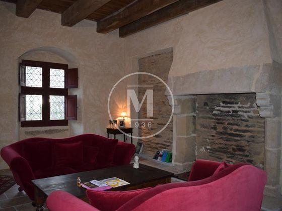 Vente manoir 8 pièces 420 m2